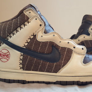 Nike Dunk Untold Truth Memphis Red Sox Size 9.5